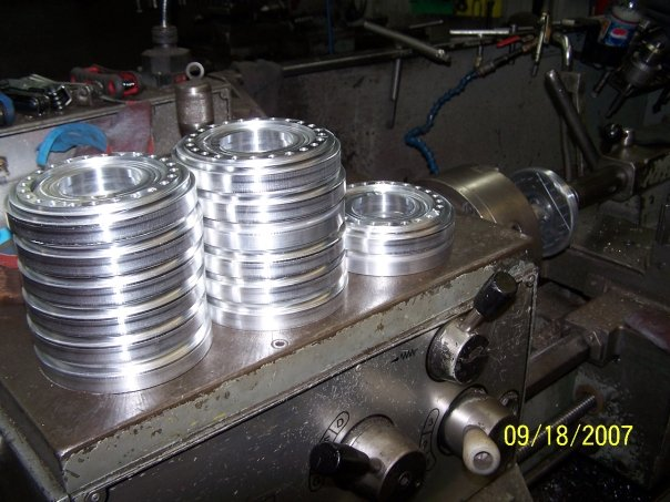 Spacers for Intergrated Waste