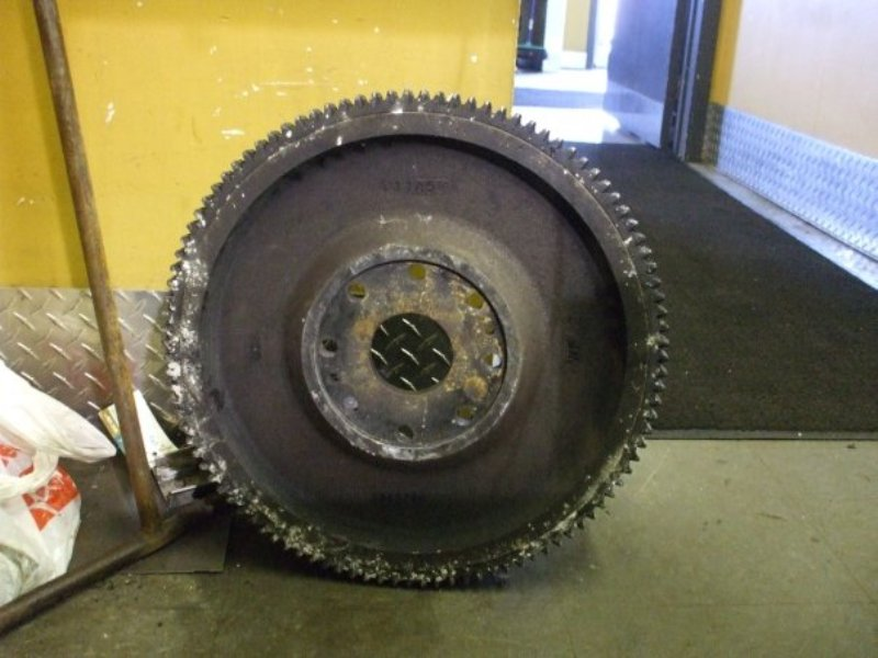 flywheel machine shop